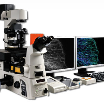 Photo of Nikon N Storm microscope system
