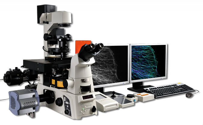 Photo of Nikon N Storm microscope system